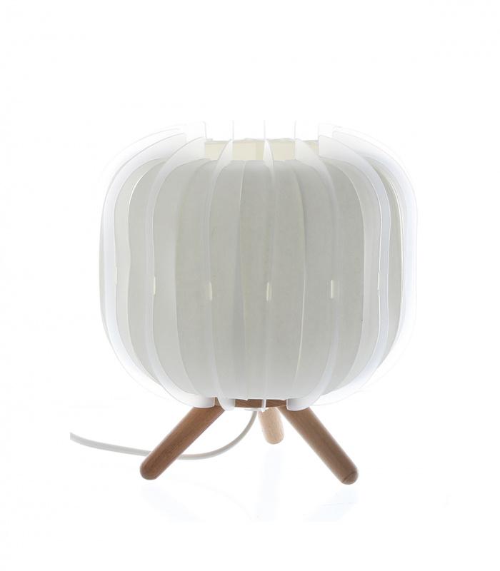 Lampe KLARA Blanc