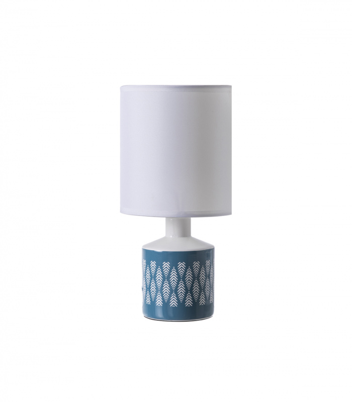 Lampe Gisèle - motif frise