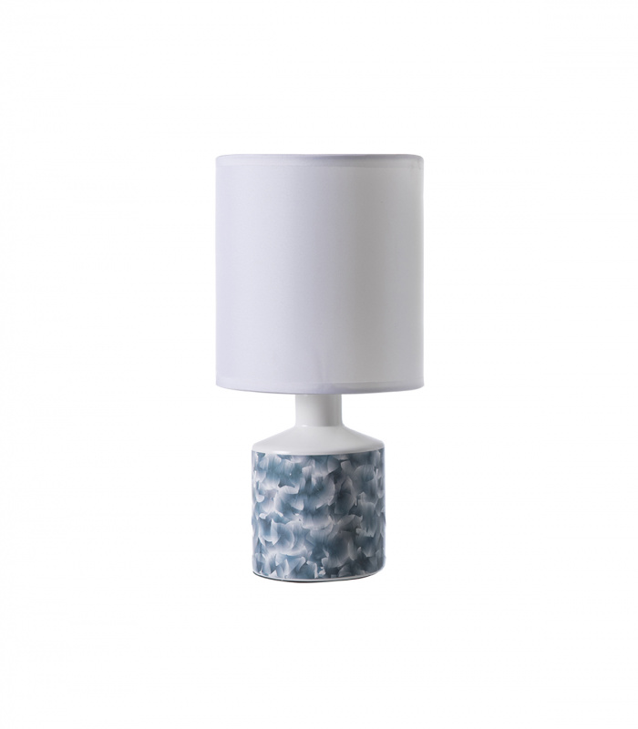 Lampe Gisèle - motif moirée