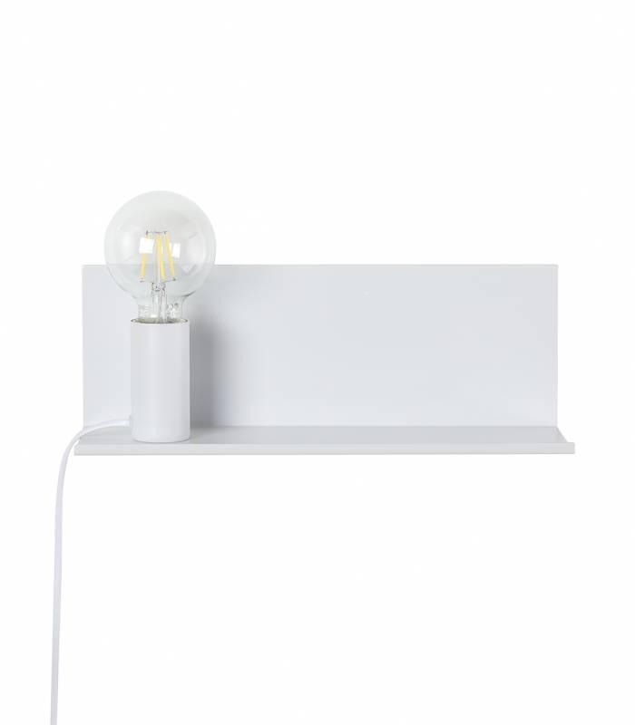 applique-metal-tablette-blanc