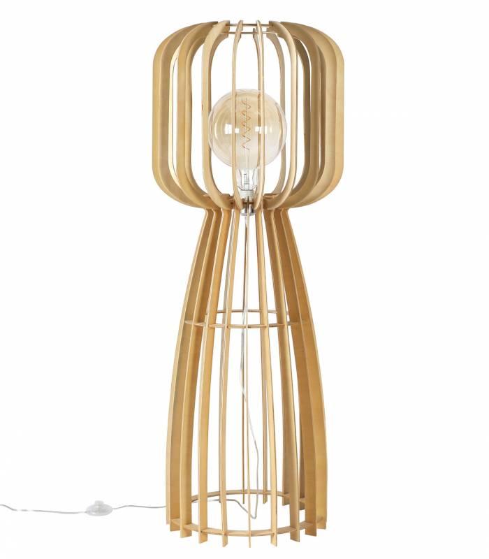 lampadaire-lamelle-bois-naturelle