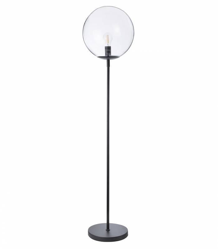 lampadaire-metal-noir-verre