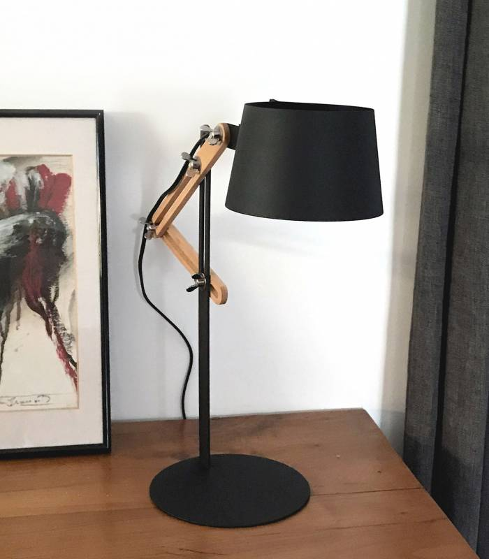 lampe-decorative-bois-metal