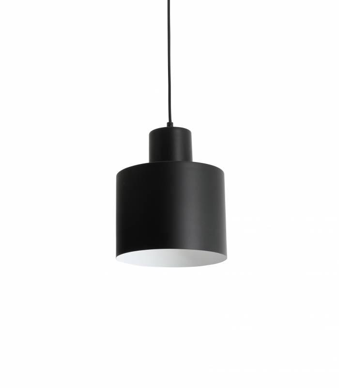 suspension-metal-noir-conique