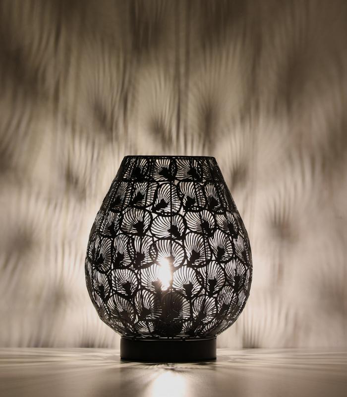 Lampe APOLLINE noir