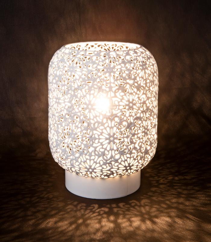 Lampe ZEPHIR blanc