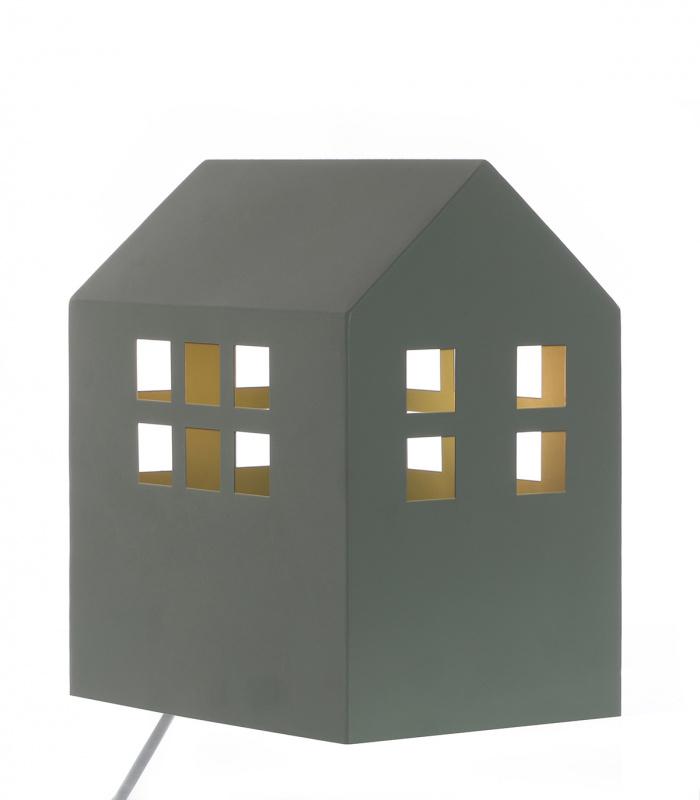 Lampe HOUSE Vert