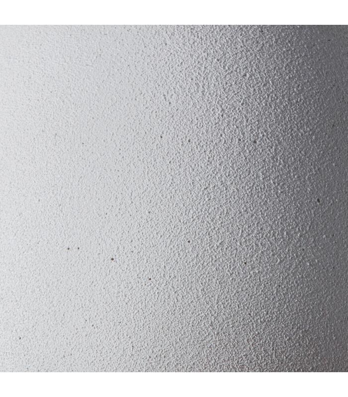 Suspension STUDIO bŽton effet granit blanc