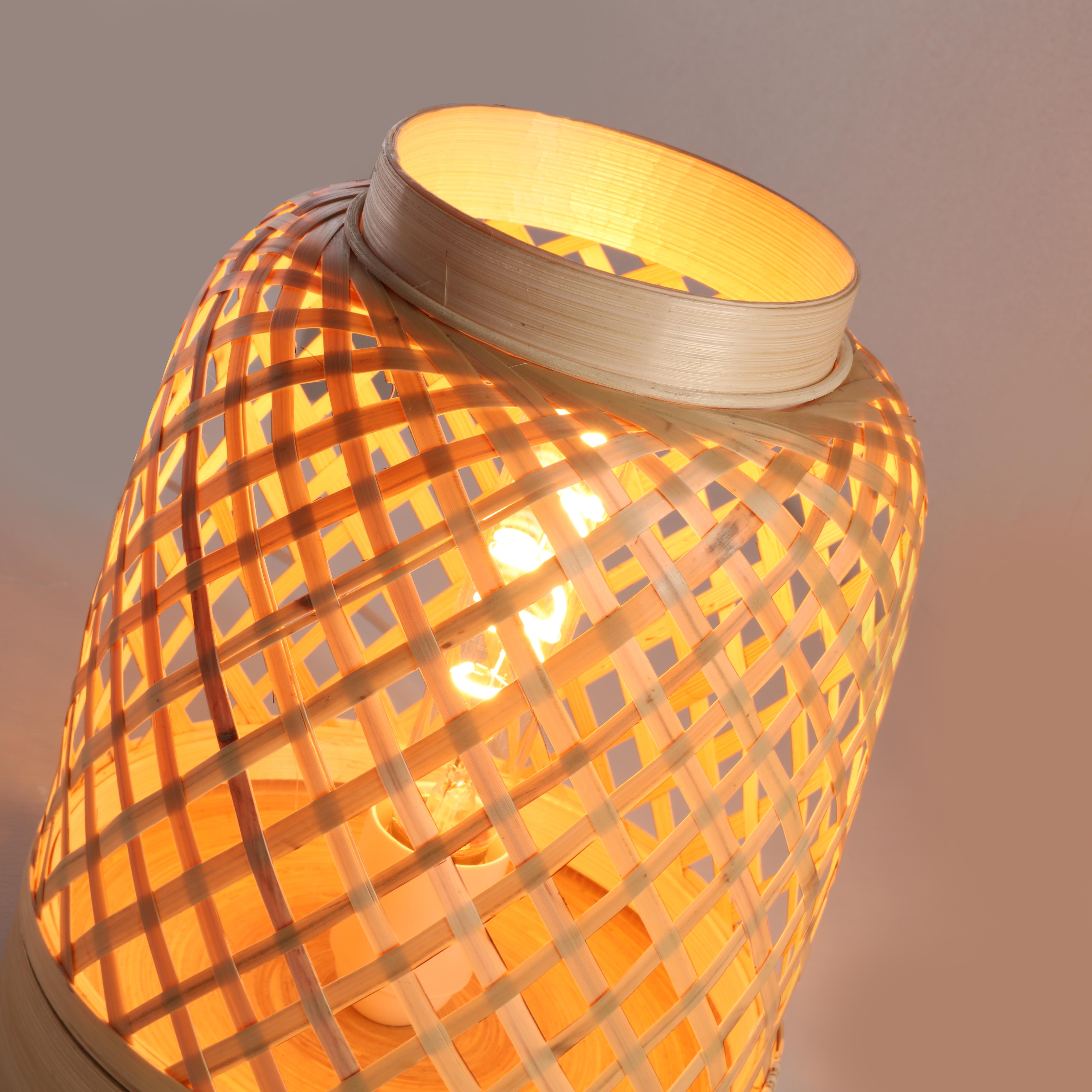 lampe-bambou-allume