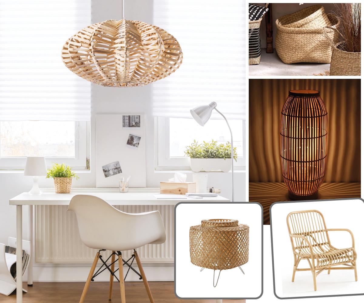 Les nombreux atouts de la lampe en bambou