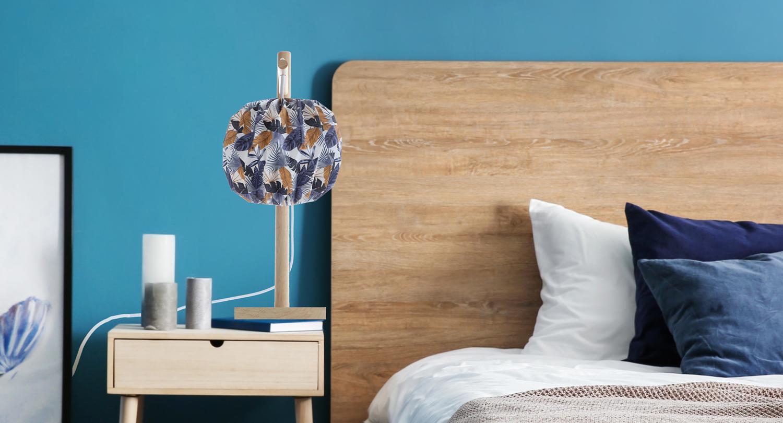 La lampe de chevet : véritable objet de décoration !