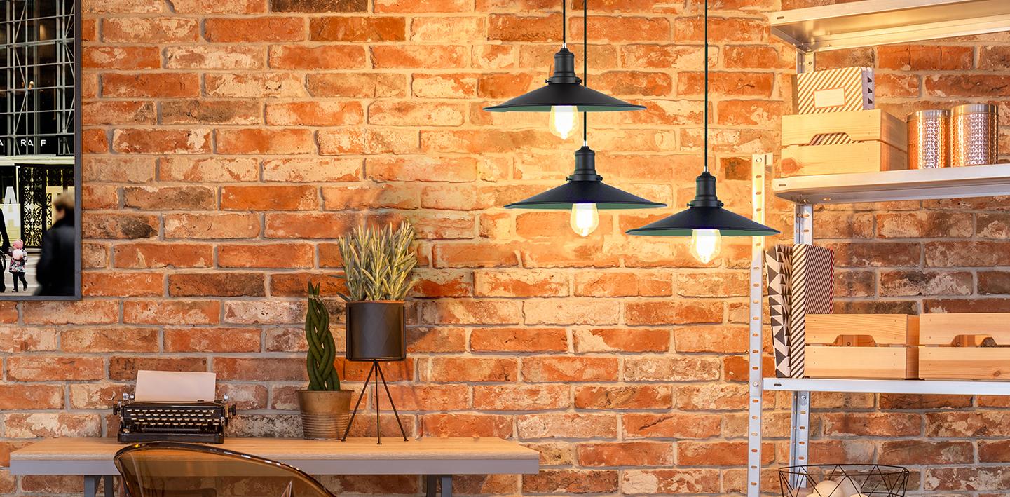 Les luminaires industriels vintage, un élément de décoration surprenant